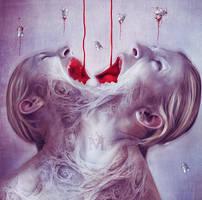 Schmerz by AbaddonArt