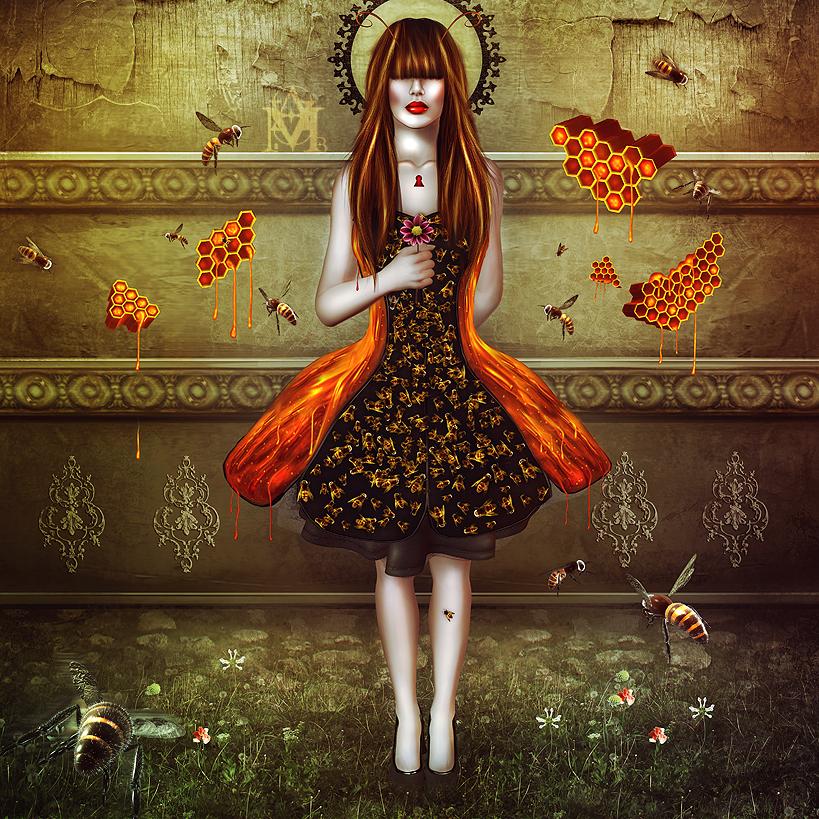 B Girl by IIMadhoshiII