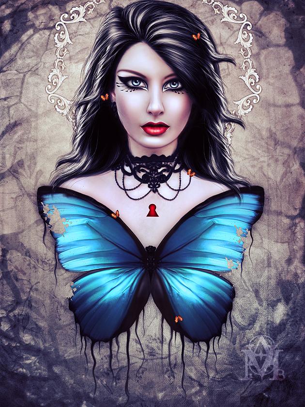 Butterfly Lament by IIMadhoshiII