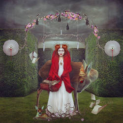 Little RED by AbaddonArt