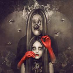 Little Rooms: Schizophrenia by AbaddonArt