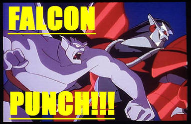 Goliath PUNCH!!! by TheMoonStarWarrior