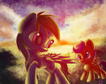 Rd And Scootaloo
