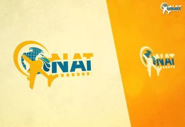 NAT.Logo by K-84