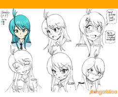 Nanako expressions