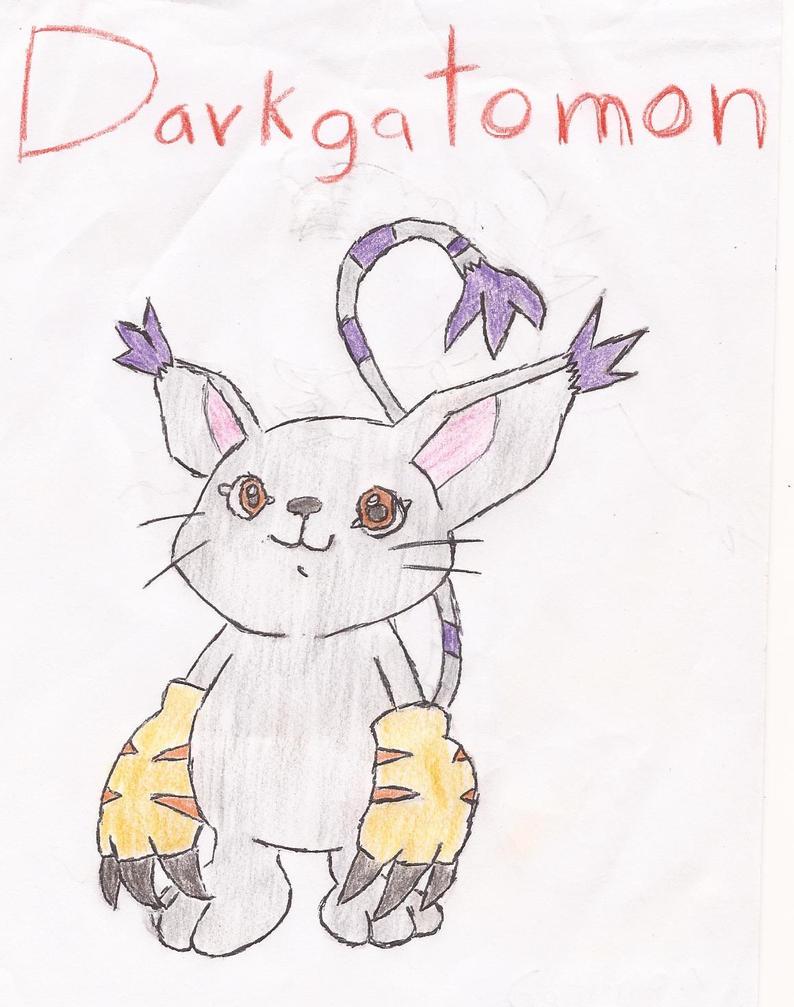 Deviant ID by Darkgatomon12