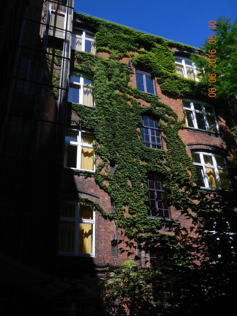 Die Fabrik by cynotureman