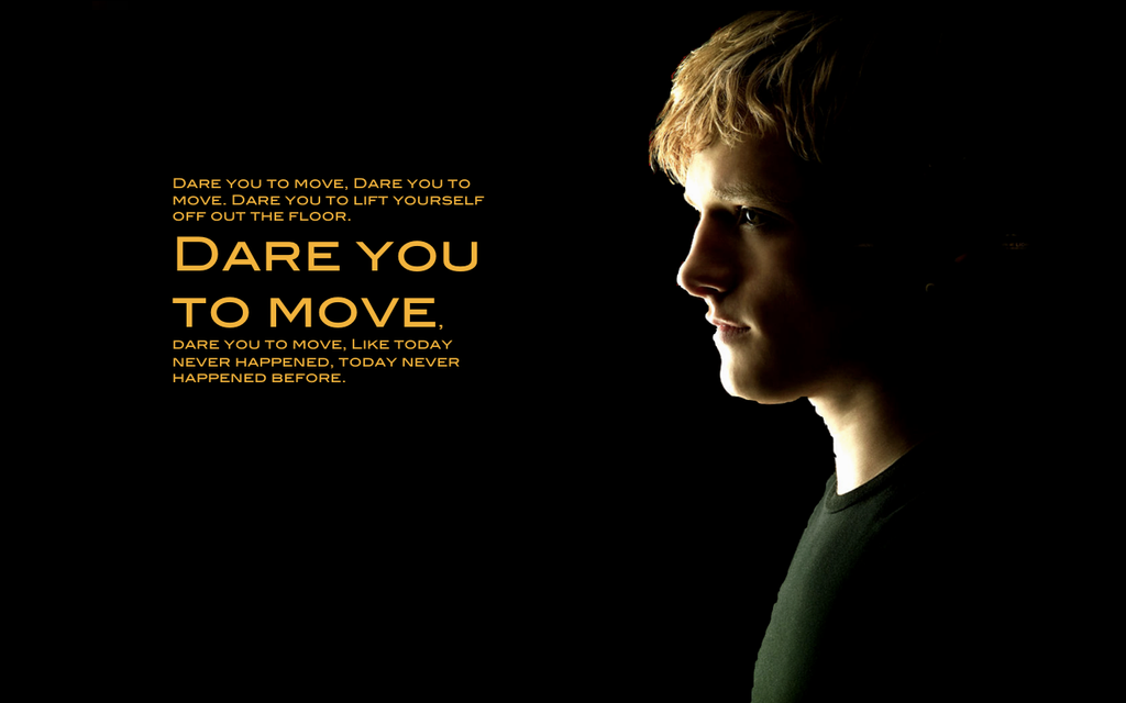 The hunger games wallpaper peeta by thedarknaiad on deviantart the hunger games wallpaper peeta by thedarknaiad voltagebd Image collections