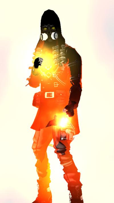 Revanfire IMVU #17 by JOSHRAMBO123