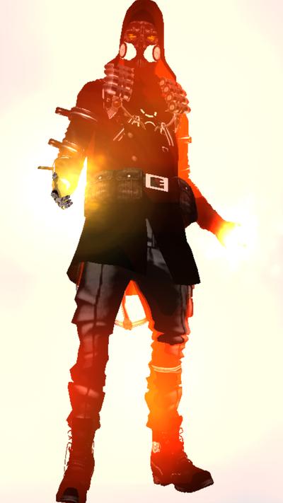 Revanfire IMVU #20 by JOSHRAMBO123