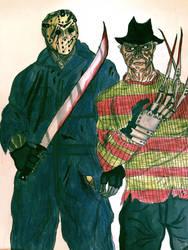 Freddy vs Jason 2000