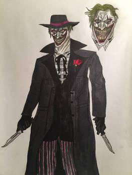 The Joker Redesign