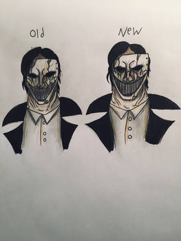 The Dawn Project Concept Art: James Victor Mask