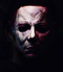 R.I.P and Tear Concept: Michael Myers Mask