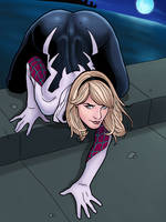 Spider-Gwen by THE-GREAT-ULTRON