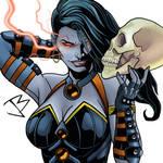 Grail Daughter of Darkseid