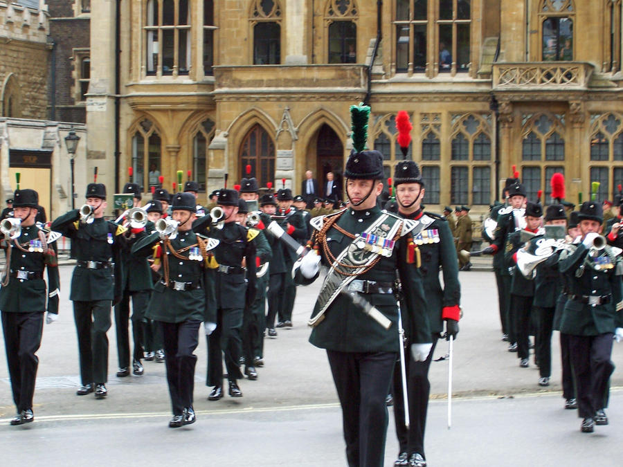 Band of the Royal Green Jackets by Hawkeye2011 on DeviantArt