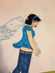 Guardian Angel by Shnark