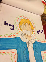 Hug? by Shnark