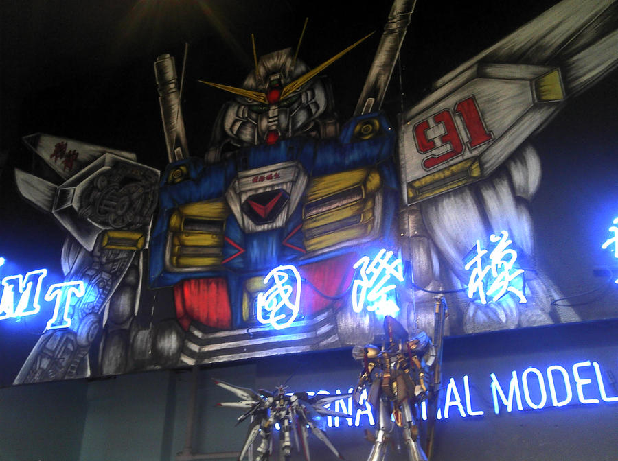Gundam F91 Paint Work By MathisAl1990 On DeviantArt