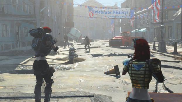 Fallout trade with Proxytato prt 2