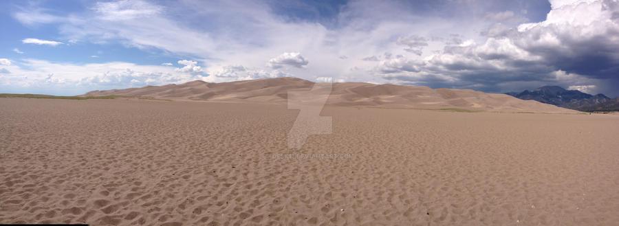 Colorado Sand Dunes by desk12