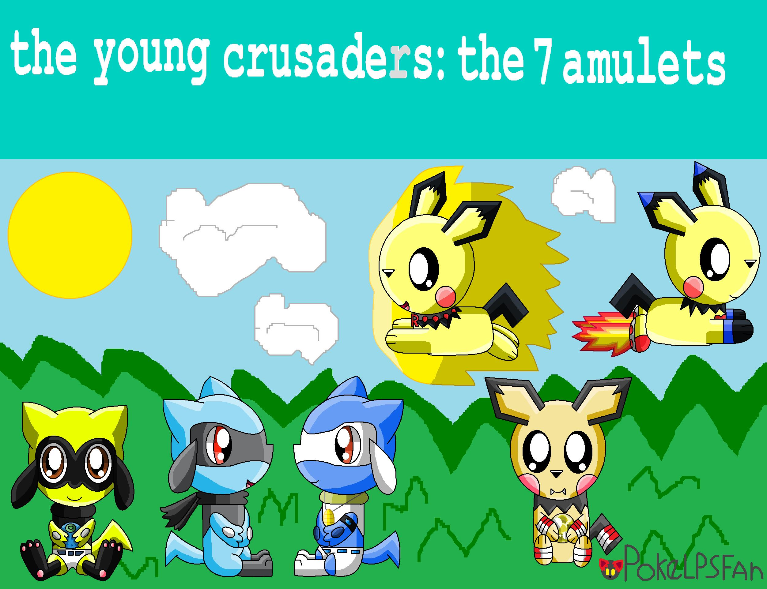 The Young Crusaders my cute version by pokemonlpsfan