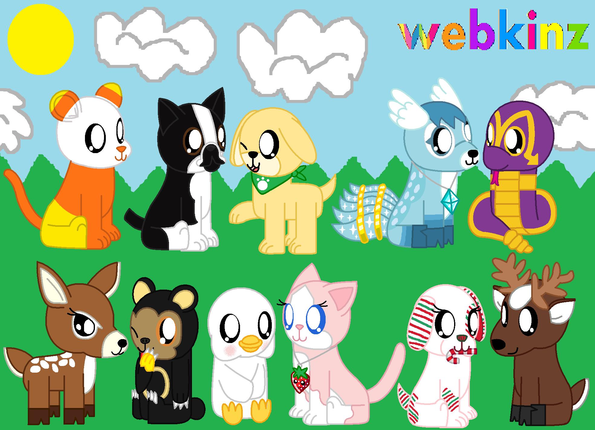 webkinz folder by pokemonlpsfan on DeviantArt
