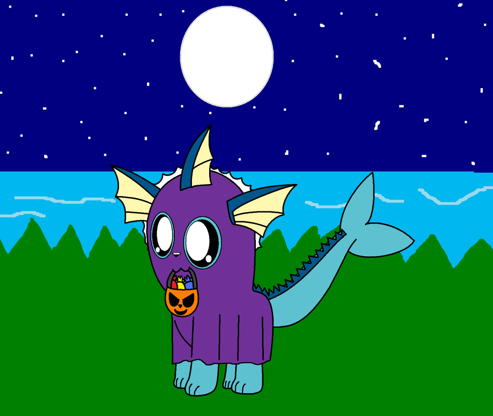 invader-star-irken's halloween request. by pokemonlpsfan