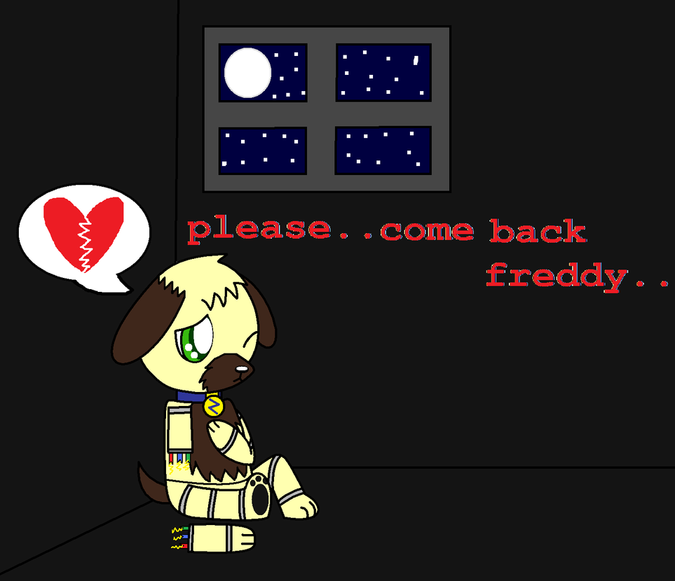 Sparky the dog 5 nights at freddys