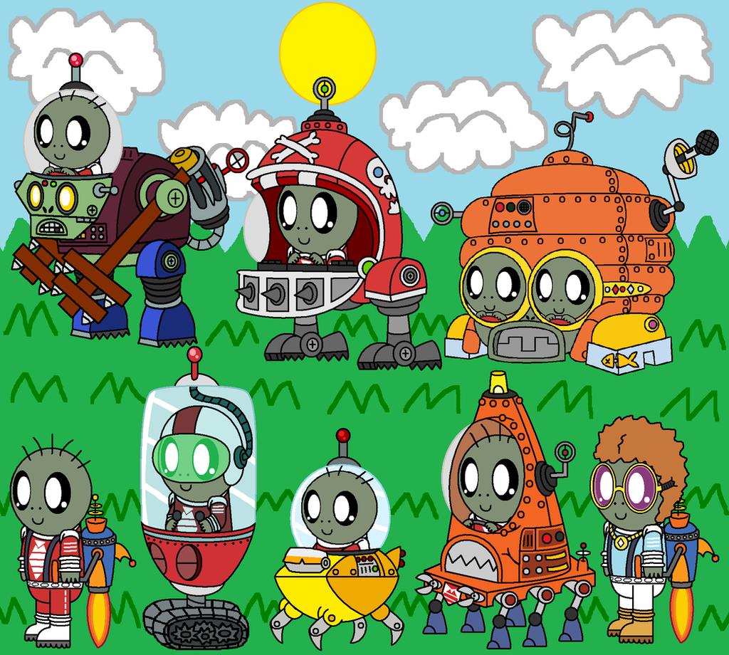 Havenly Plants Vs Zombies Cute Zombies Part 9 By Pokemonlpsfan On