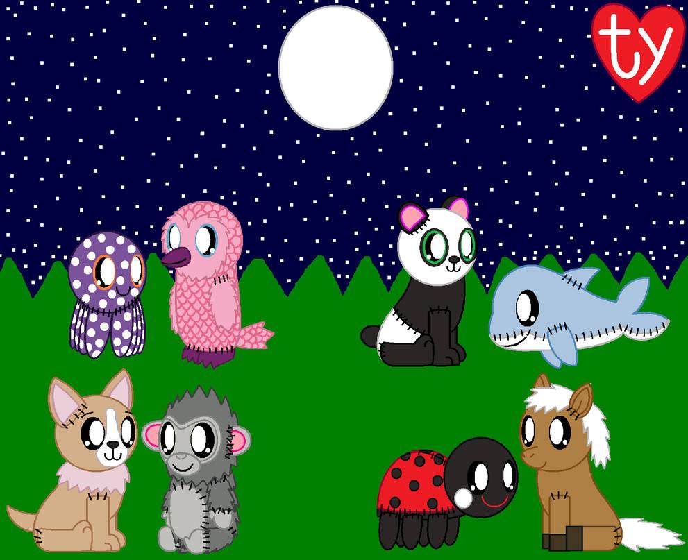 009e28a59f0 Ty Cute Beanie Babies Part 19 by pokemonlpsfan on DeviantArt