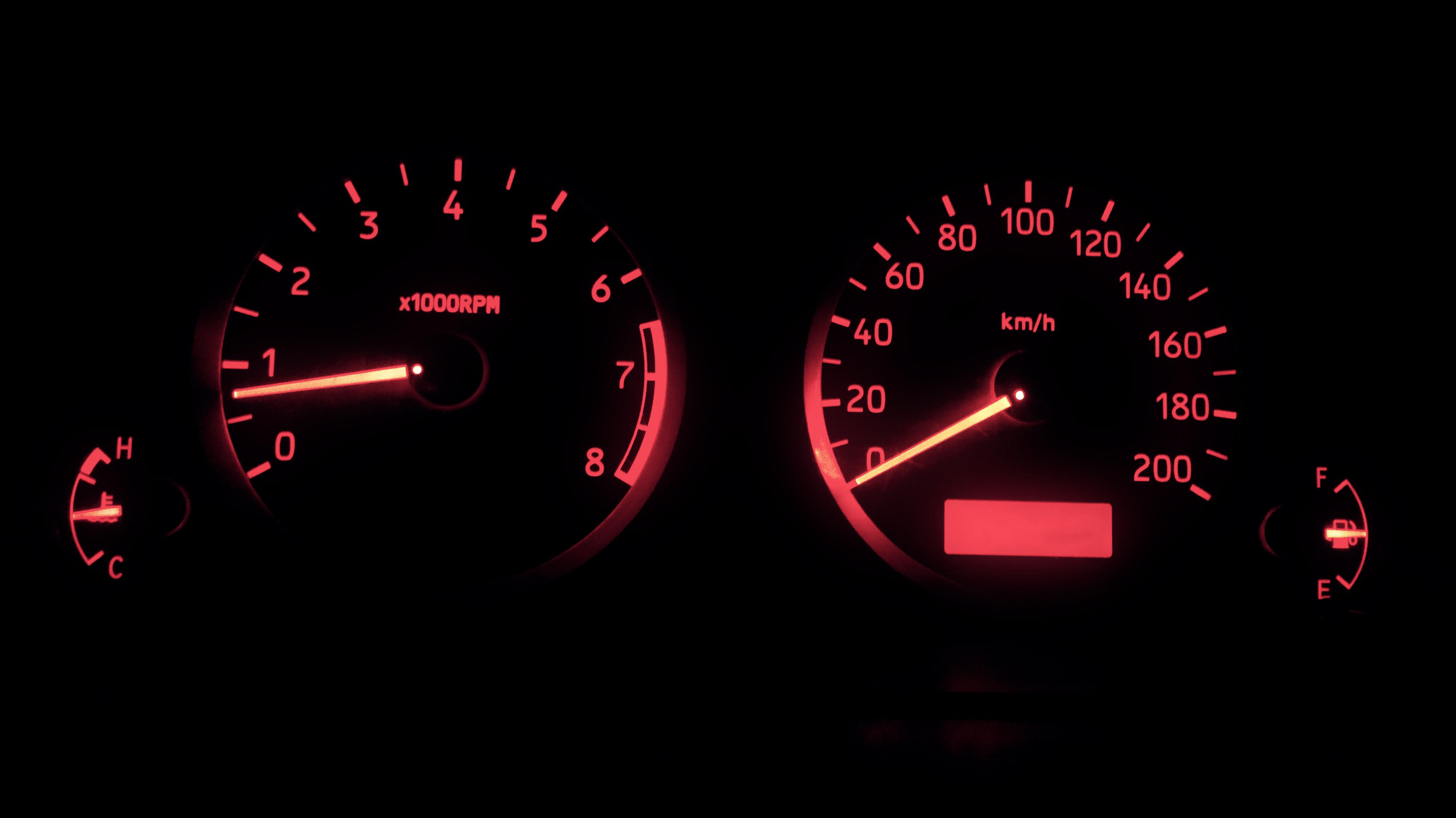 Liana owners & fan club - suzuki liana speedometer by tehse7en d68z5vn