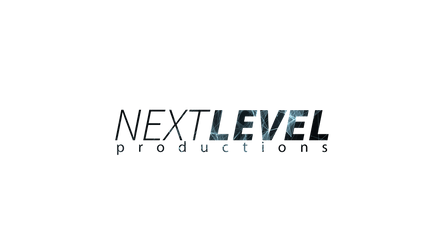 NEXTLEVEL PRODUCTIONS OFFICIAL LOGO #TRANSPARENT