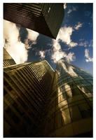 Towers by leonard-ART
