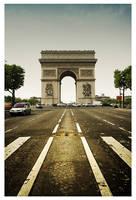 Urban landscape by leonard-ART