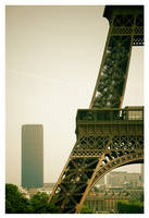 Twin Towers by leonard-ART