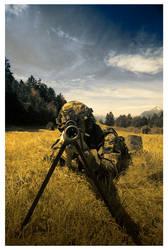 Sniper by leonard-ART