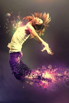 Jumping Woman LP