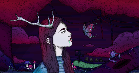 Hallucination by GkNitride