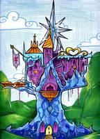 Twilight's Castle by frostykat13