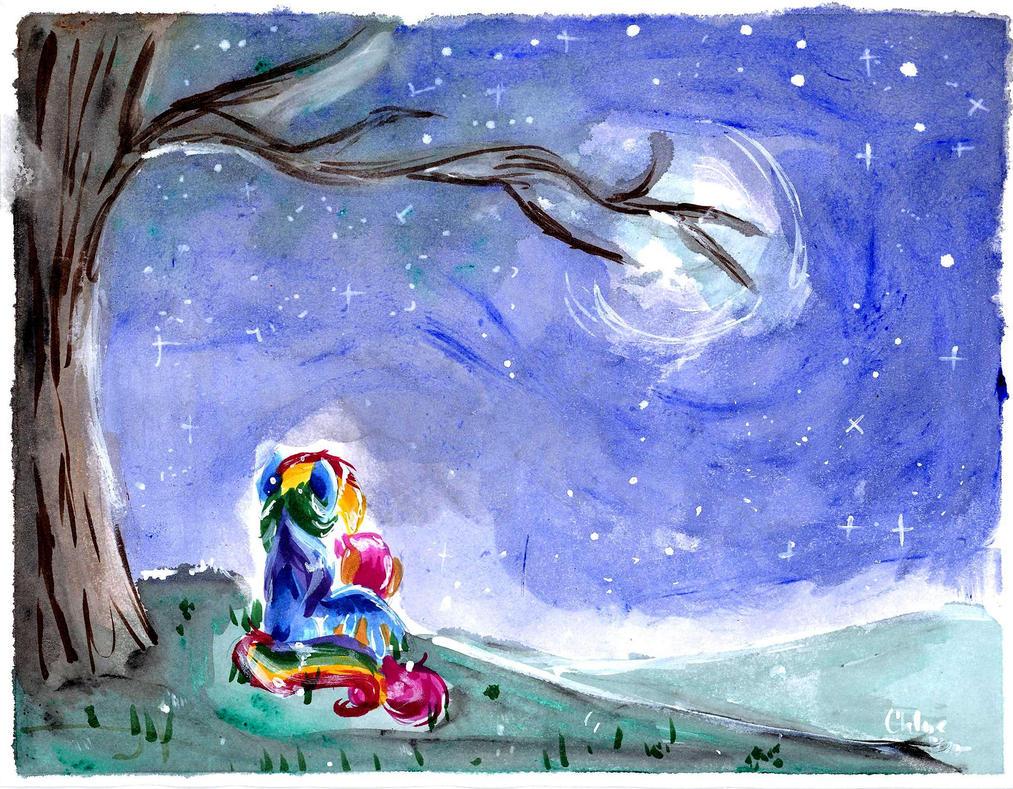 Moonlight by frostykat13