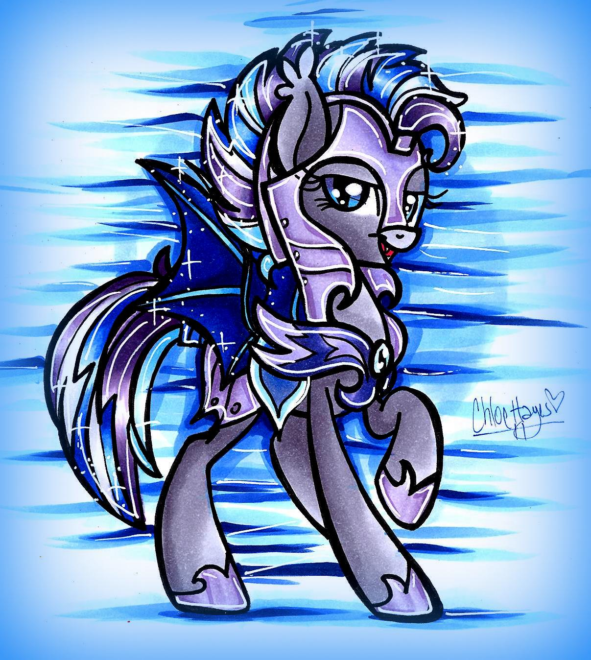 Suited Up by frostykat13