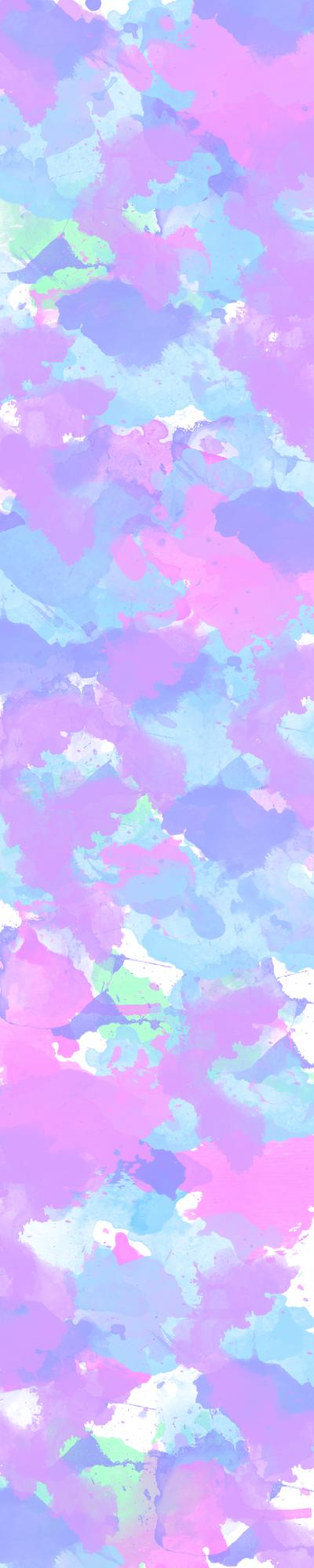 Pastel Watercolor Custom Box Background (FREE) by frostykat13
