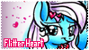 Flitter Heart Stamp by frostykat13