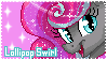 Lollipop Swirl Stamp by frostykat13