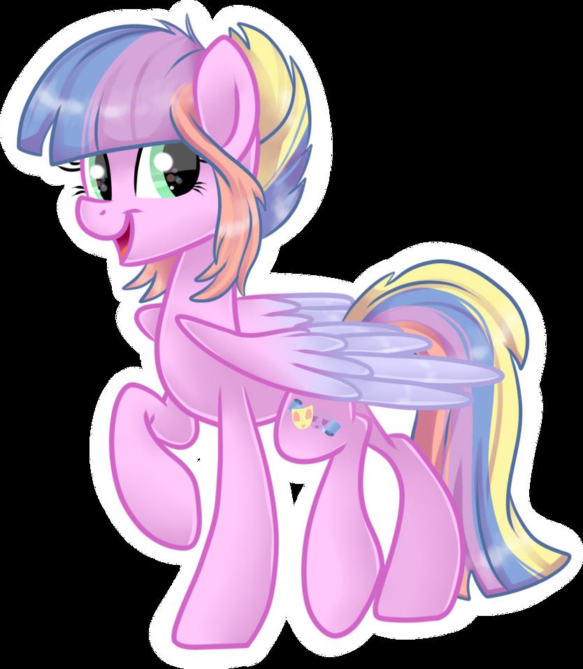 Pony OC: Stage Cue by frostykat13
