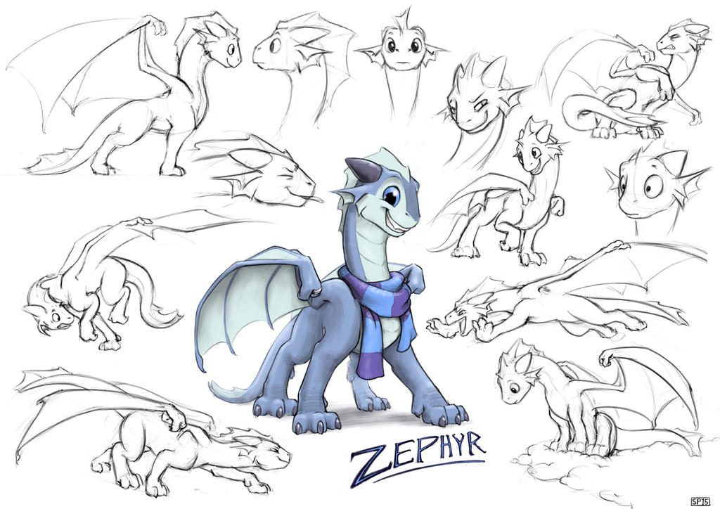Zephyr's Design Sheet by SPipes