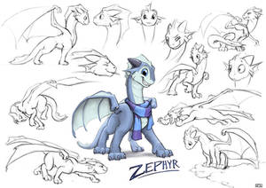 Zephyr's Design Sheet