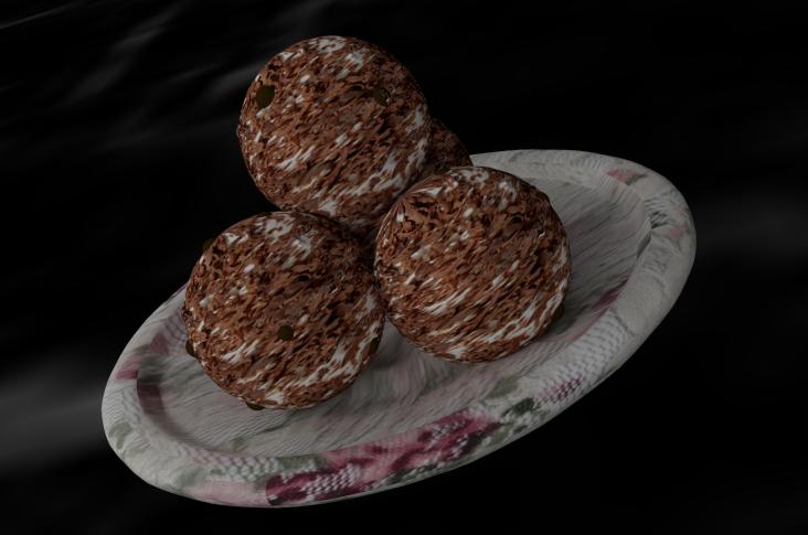 Chocolate by kalyanirajalingham